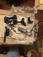 SHIMANO XTR 1X11 SPD M9050 DI2 Group Set Battery And Charger Wires Low Miles
