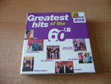 8 CD Box Greatest Hits of the 60`s: 144 Songs Shocking Blue The Flowerpot Men