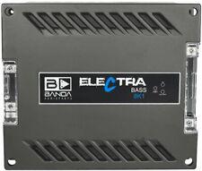 Banda Electra 8000 Watts Max 1 Ohm Car Audio Mono Amplifier - 8K1
