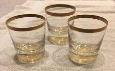3 Block Bar Glasses