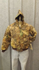New WALLS Realtree Advantage Timber Camouflage Insulated Jacket w/Hood  YOUTH 16
