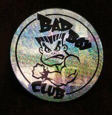 Bad Boy Club Plaque Skateboarding Vintage Oldschool Sma Bbc 80s Phillips Stix