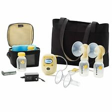 Medela Freestyle Hands-Free Double Electric Breast Pump + Accessory Starter Set