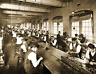 "1918 Making Holsters, Worcester, MA Vintage Old Photo 8.5"" x 11"" Reprint"