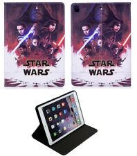 For Apple iPad Pro 9.7  - iPad 9.7 - iPad Air 1-2 Star Wars Kylo Ren Case Cover