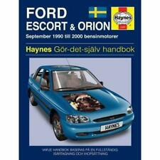 Ford Escort And Orion: 1990-2000 - Paperback / softback NEW Publishing, Hay 01/1