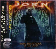 JORN Bring Heavy Rock Rock To The Land +1 JAPAN CD Yngwie Malmsteen Masterplan