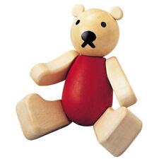 Plantoys PlanPreschool Teddy Bär Beweglich Holzspielzeug 13552120