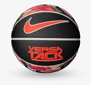Nike Versa Tack 8P Intérieur / Extérieur Basketball Balle Taille 7 Black /