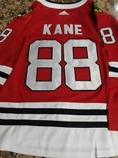 73e434edd74 Chicago Blackhawks #88 Patrick Kane RED Stitched Hockey Jersey Size Medium