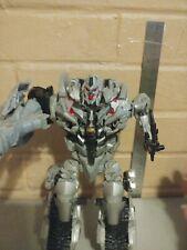 Transformers  ROTF MEGATRON Leader Class  Complete Lights/Sound Works