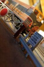 Irish Model Railway level crossing signs kit 00 Gauge 1/76