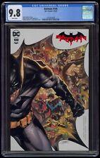 Batman (2016) #100 Jorge Jimenez Cover A CGC 9.8 Blue Label White Pages Tynion