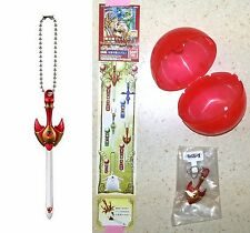 Magic Knight Rayearth Sword of Magic Knight Key Chain Hikaru Shidou Bandai CLAMP