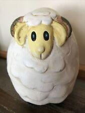 Lamb Sheep Shaped Easter Egg Decoration decoration figure