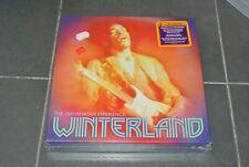 coffret The Jimi Hendrix Experience Winterland  8 LP vinyl  NEUF sous BLISTER