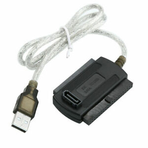 2.5 3.5 SATA IDE to USB Adapter Cable Lead For Hard Disk Drive HDD CD DVD RW Rom