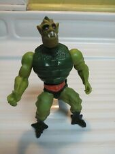 motu vintage Whiplash He-Man Masters of the Universe 1983 original figure