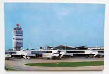 Belgrade Airport Postcard