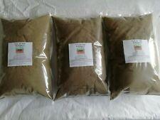 3 kilos de poivre noir Moulu de Madagascar (3 sachets de 1 kilo) non traités