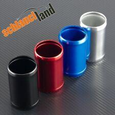 Alu-Verbinder 13-102mm *** Alurohr Aluminium Rohr Silikon Schlauch Verbinder LLK