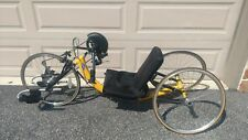 Invacare Top End Excelerator XLT racing handcycle Low Miles Free Shipping