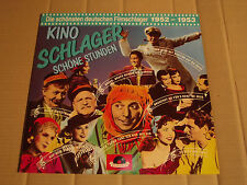 V/A - KINO - SCHLAGER - SCHÖNE STUNDEN - DEUTSCHE FILMSCHLAGER - 1952 -1953 - LP
