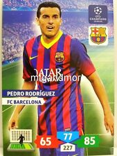 Adrenalyn XL Champions League 13/14 - Pedro Rodriguez - FC Barcelona