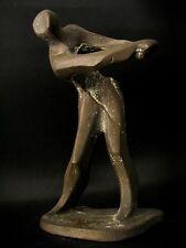 Beautiful & Most Rare Antique Golf Man Art Sculpture (Trophy) Cheap  Don't Miss*