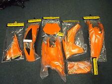 New KTM SX SXF 125/250/350/450 2011-12 Acerbis Plastic Kit Motocross Orange