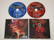 CONCERTO MOON/LIVE IN TOKYO (SPV 087-41592) 2xCD ALBUM