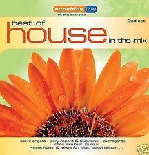 Best of House in the Mix - 2 CDs NEU Inusa Dawuda Avantgarde Michi Lange Bronko