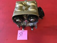 D27 Ducati 1198 Zylinderkopf  Nockenwellen Zylinder hinten  Motor