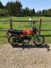 YAMAHA FS1E fs1m  50cc Barn Find Classic Bike Spares or Repair Project