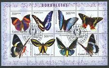 GUINEA BISSAU  2006 HB Mariposas