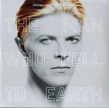 BOWIE DAVID - THE MAN WHO FELL TO EARTH - OST - 2  LP  VINILE NUOVO SIGILLATO