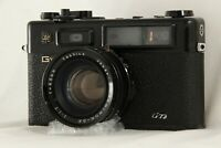 【EXC+5 , Meter Works】 YASHICA Electro 35 GT Rangefinder 45mm f/1.7 from JAPAN