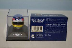 Minichamps Helmet Jaques Villeneuve 1997 380 970003