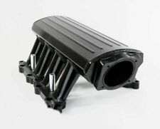 A-Team Performance EFI Fabricated Intake Manifold 11-14 Ford 5.0L Coyote, Black