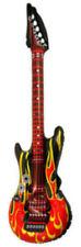 Guitarra de Aire llama Inflable-Volar Elegante Vestido De Rock & Roll Fiesta Discoteca Musical
