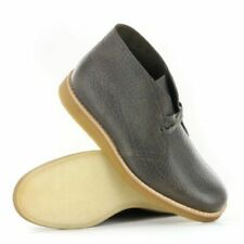 Clarks Originals Mens DESERT GLORY , Green Lea UK 6,7,8,9,10,11,12 G
