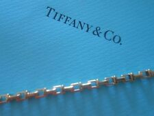 TIFFANY & CO 18k  Gold  Link Bracelet  20cm  Brand New