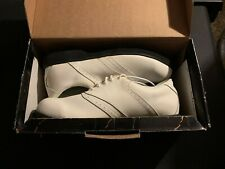 MacGregor Golf Shoes Size 12 M Men's Classic Saddle White Style # 1978 Spikes