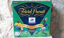 jeu de société - trivial pursuit - Coupe du Monde de Football - 98