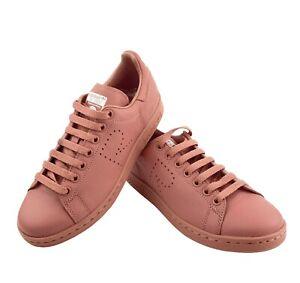 Adidas Womens Raf Simons Stan Smith Ash Pink Sneakers AQ2646 US 5 UK 5 EU 38