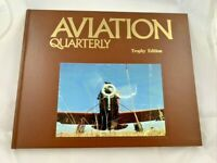 Aviation Quarterly Volume 4 Number 4 Hardcover Limited Numbered Edition