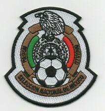 Mexico National Soccer Team Patch