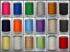 1000m Spools Large GUTERMANN Sulky Machine EMBROIDERY Thread Rayon 40 Assorted