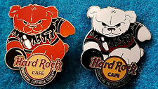 PROTOTYPE UNIVERSAL OSAKA TEN PIN BOWLING SPORTS BEAR SERIES Hard Rock Cafe LE1