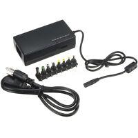 12V/15V/16V/18V/19V/20V/24V AC-DC adattatore Alimentatore + 8 Tips Power Charger